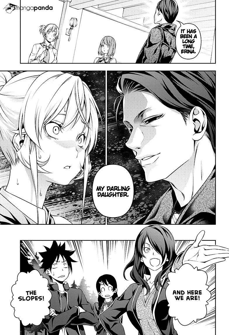 Shokugeki no Soma Chapter 132  Online Free Manga Read Image 1