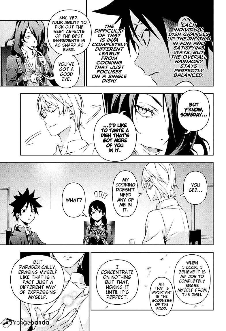Shokugeki no Soma Chapter 132  Online Free Manga Read Image 13
