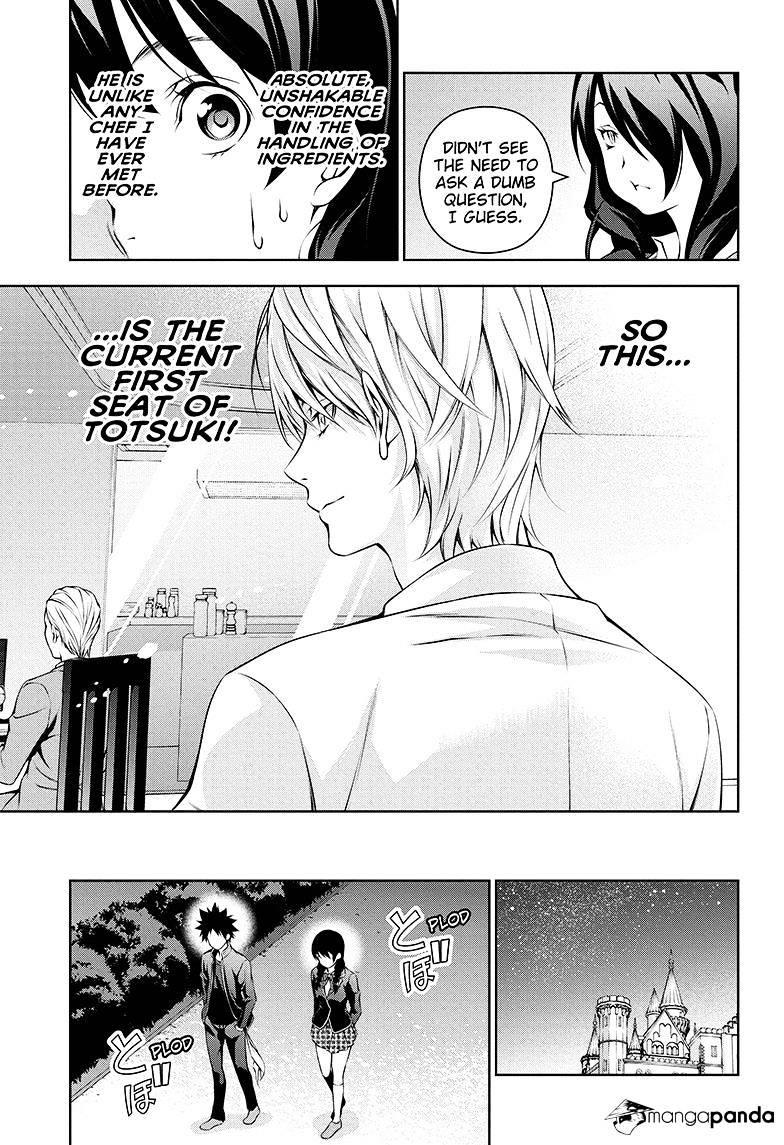 Shokugeki no Soma Chapter 132  Online Free Manga Read Image 17