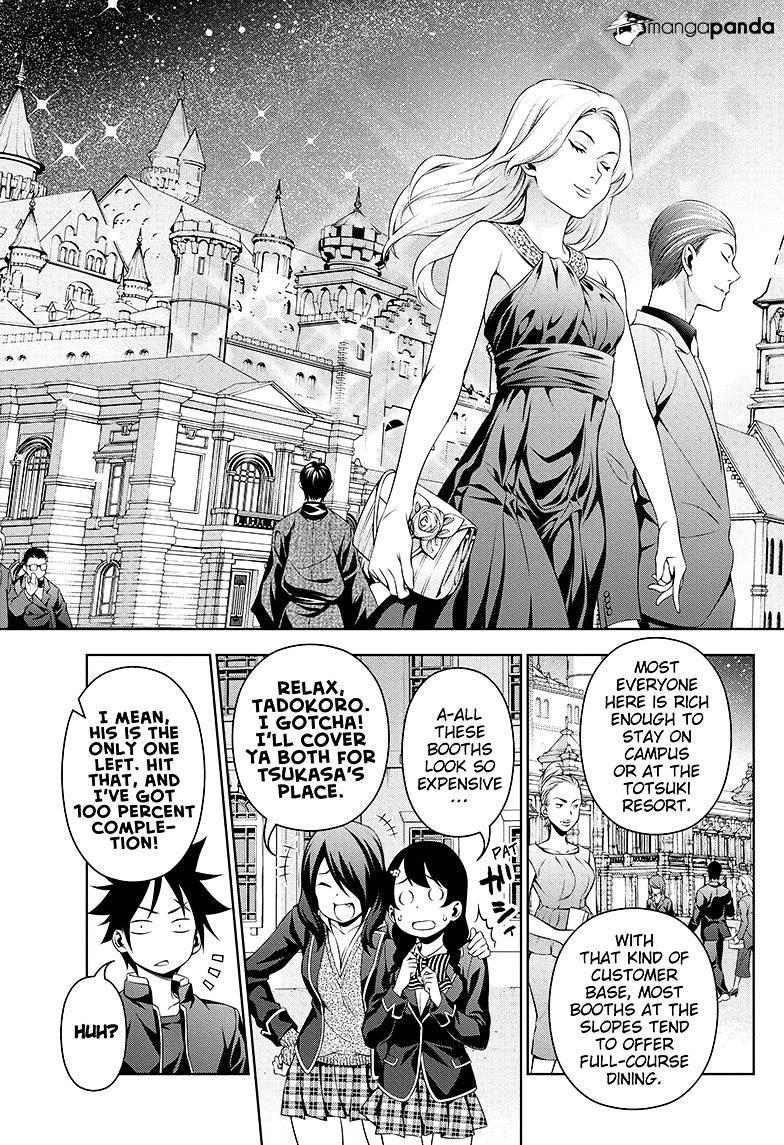 Shokugeki no Soma Chapter 132  Online Free Manga Read Image 3