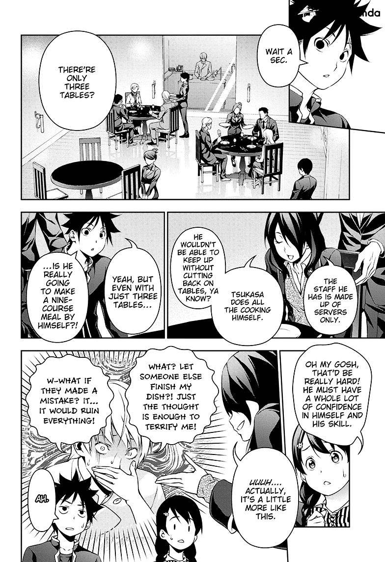 Shokugeki no Soma Chapter 132  Online Free Manga Read Image 6