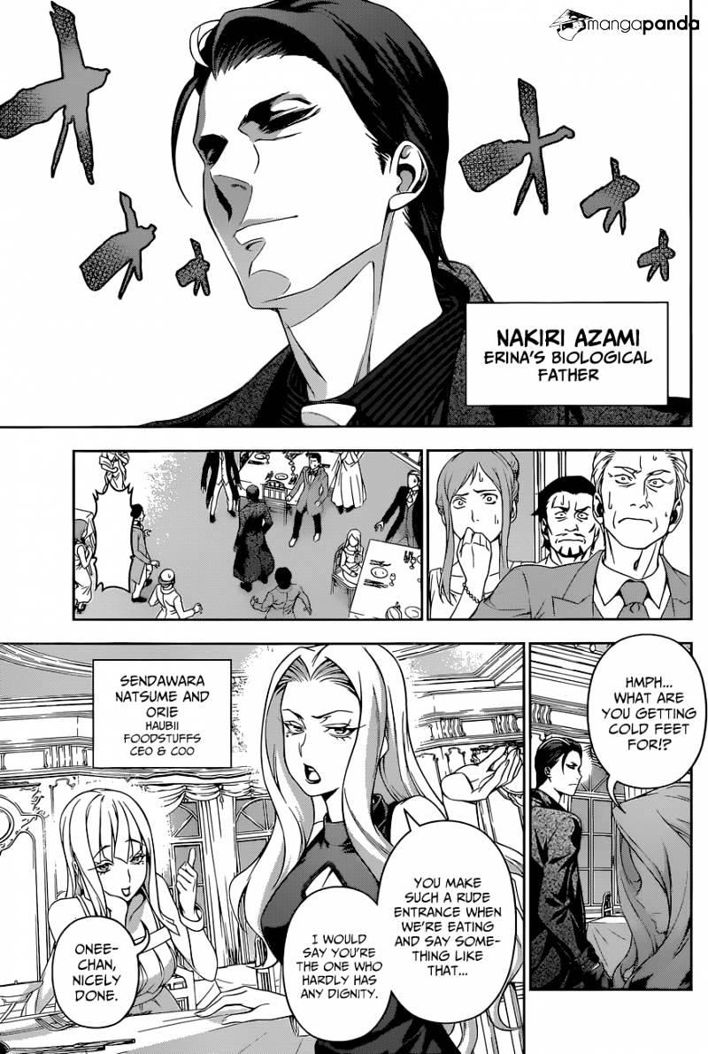 Shokugeki no Soma Chapter 133  Online Free Manga Read Image 10