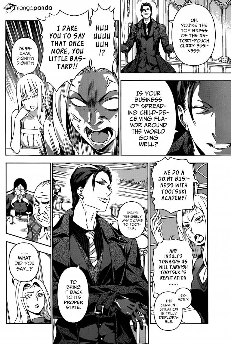 Shokugeki no Soma Chapter 133  Online Free Manga Read Image 11