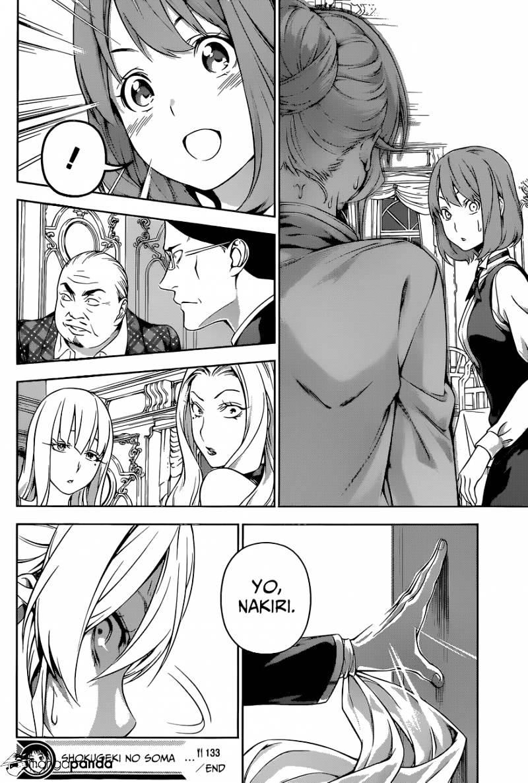 Shokugeki no Soma Chapter 133  Online Free Manga Read Image 19