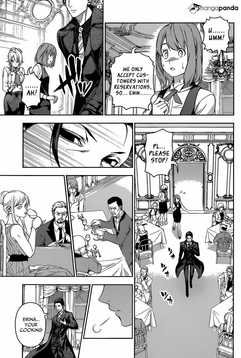 Shokugeki no Soma Chapter 133  Online Free Manga Read Image 4