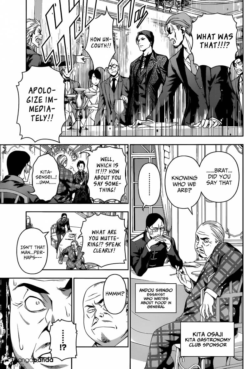 Shokugeki no Soma Chapter 133  Online Free Manga Read Image 6