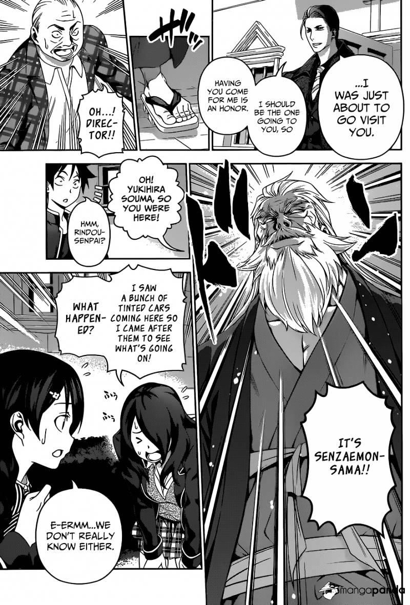 Shokugeki no Soma Chapter 134  Online Free Manga Read Image 11