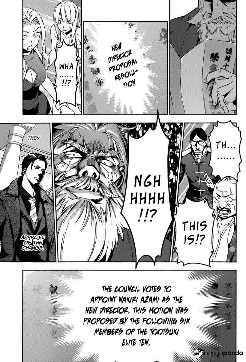Shokugeki no Soma Chapter 134  Online Free Manga Read Image 17