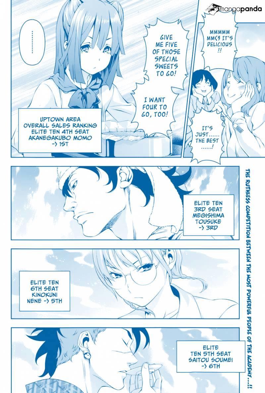 Shokugeki no Soma Chapter 134  Online Free Manga Read Image 4