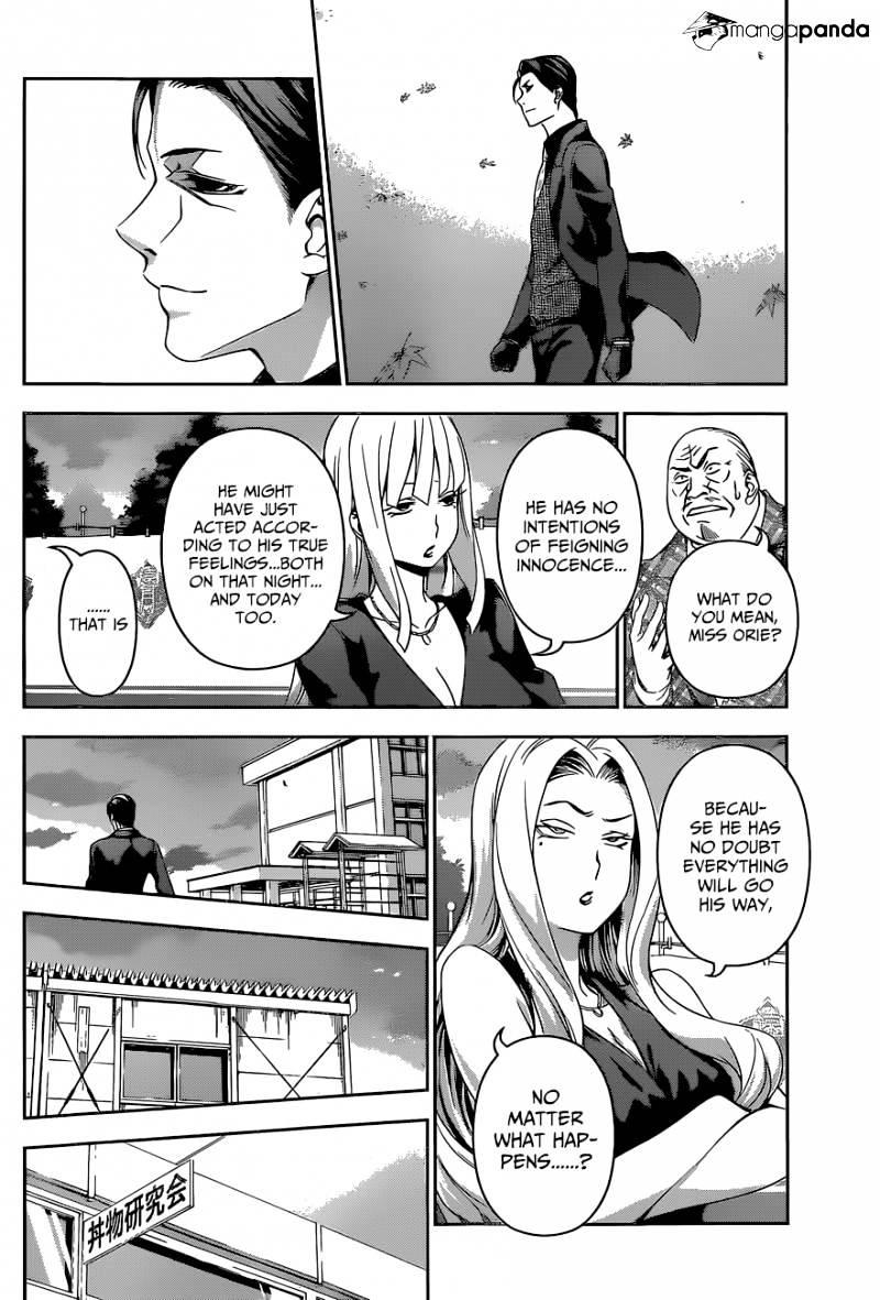 Shokugeki no Soma Chapter 135  Online Free Manga Read Image 11