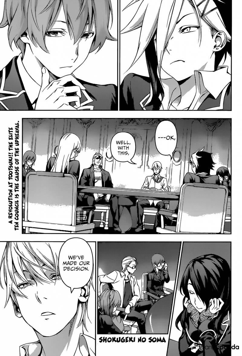 Shokugeki no Soma Chapter 135  Online Free Manga Read Image 2