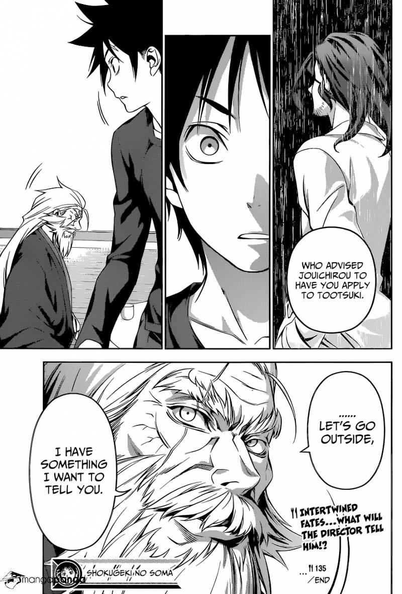 Shokugeki no Soma Chapter 135  Online Free Manga Read Image 20