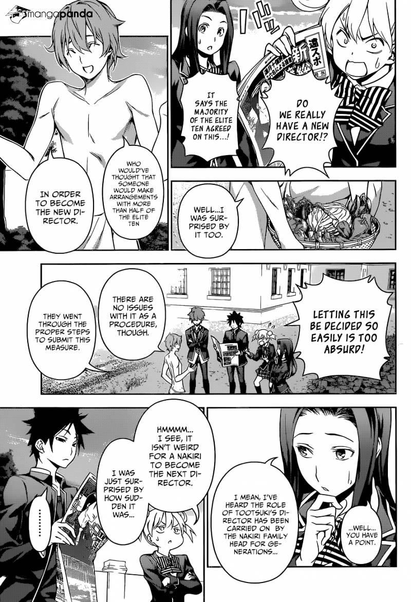 Shokugeki no Soma Chapter 135  Online Free Manga Read Image 6