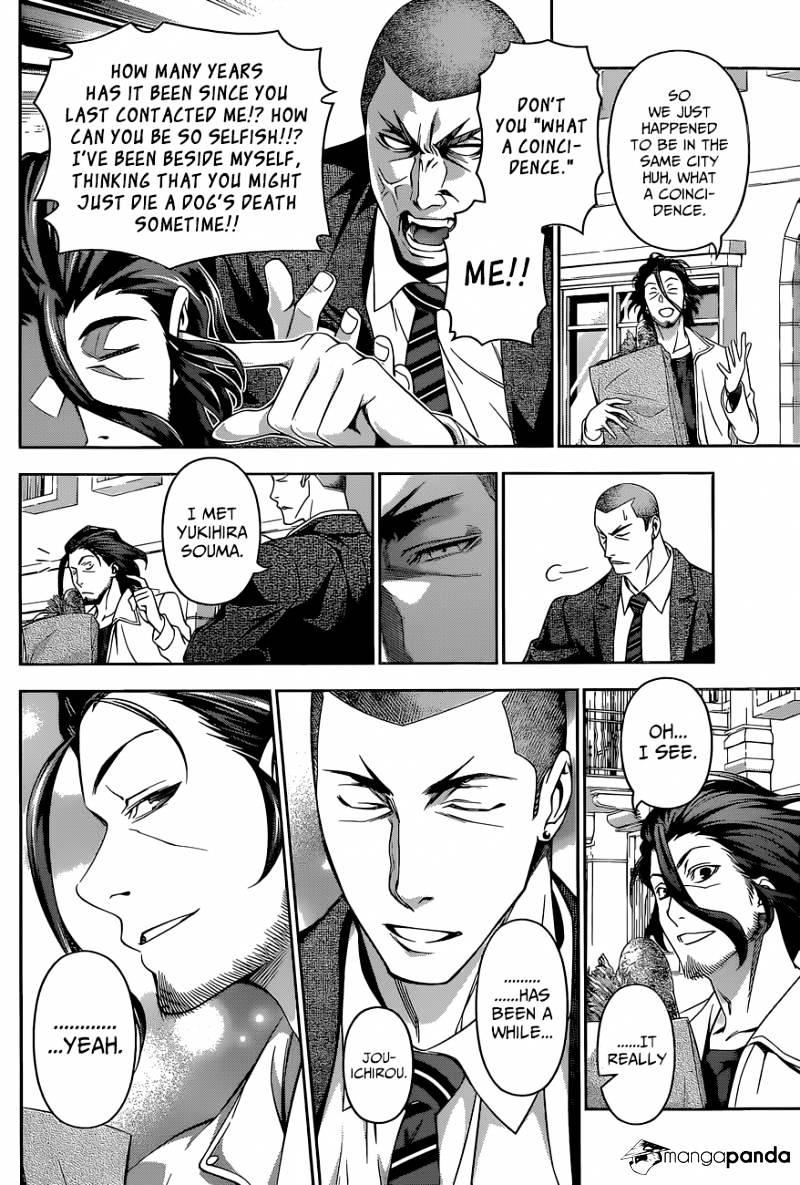 Shokugeki no Soma Chapter 136  Online Free Manga Read Image 3