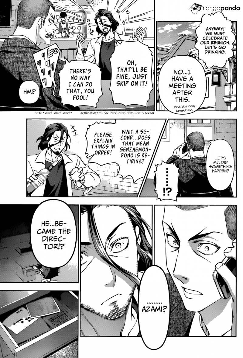 Shokugeki no Soma Chapter 136  Online Free Manga Read Image 4
