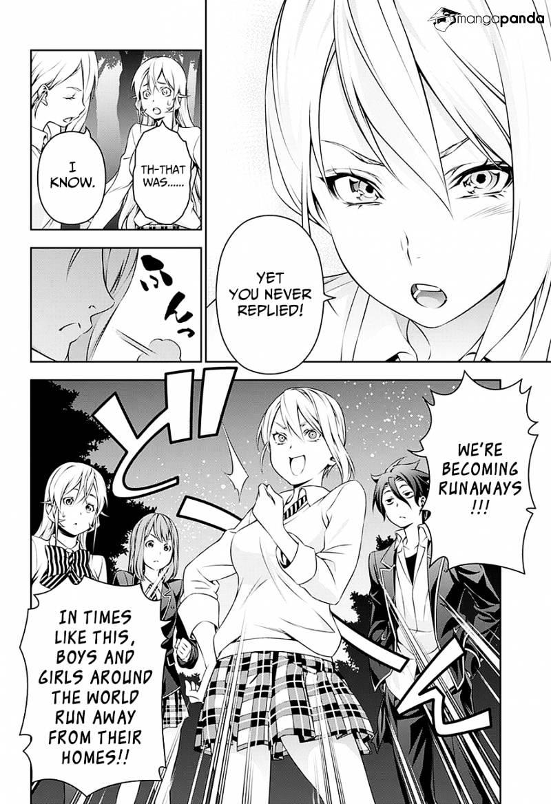 Shokugeki no Soma Chapter 137  Online Free Manga Read Image 13