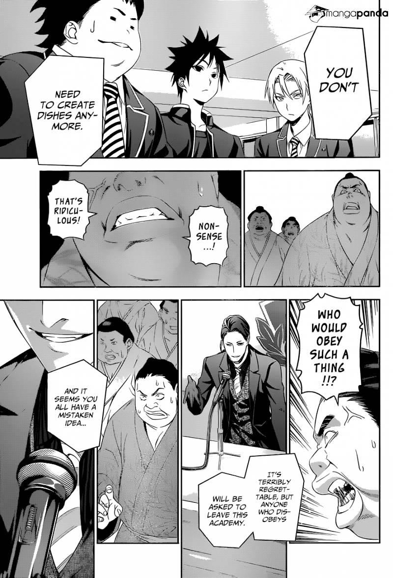 Shokugeki no Soma Chapter 139  Online Free Manga Read Image 10