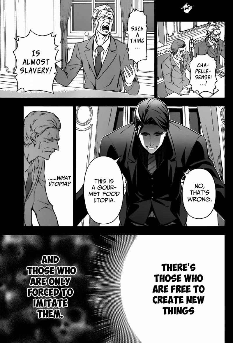 Shokugeki no Soma Chapter 139  Online Free Manga Read Image 16