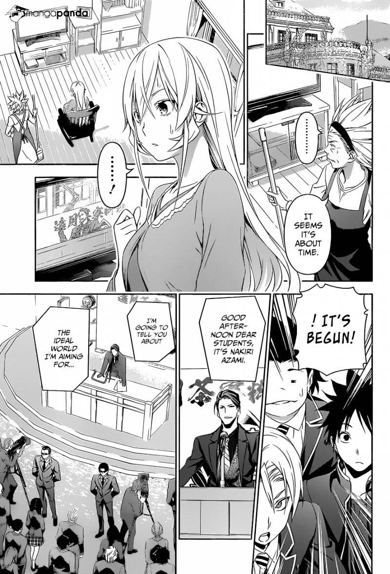 Shokugeki no Soma Chapter 139  Online Free Manga Read Image 4