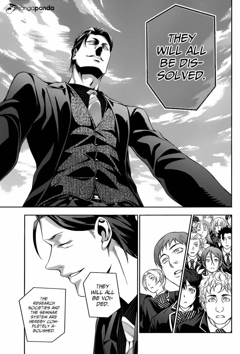 Shokugeki no Soma Chapter 139  Online Free Manga Read Image 6