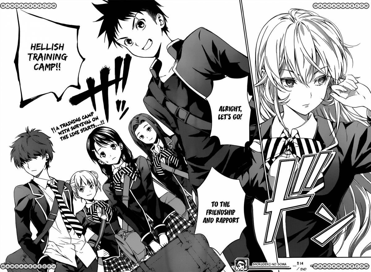 Shokugeki no Soma Chapter 14  Online Free Manga Read Image 22