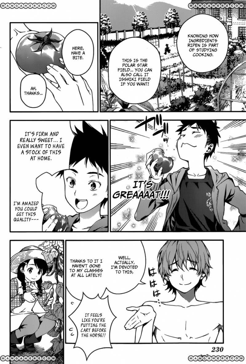 Shokugeki no Soma Chapter 14  Online Free Manga Read Image 9