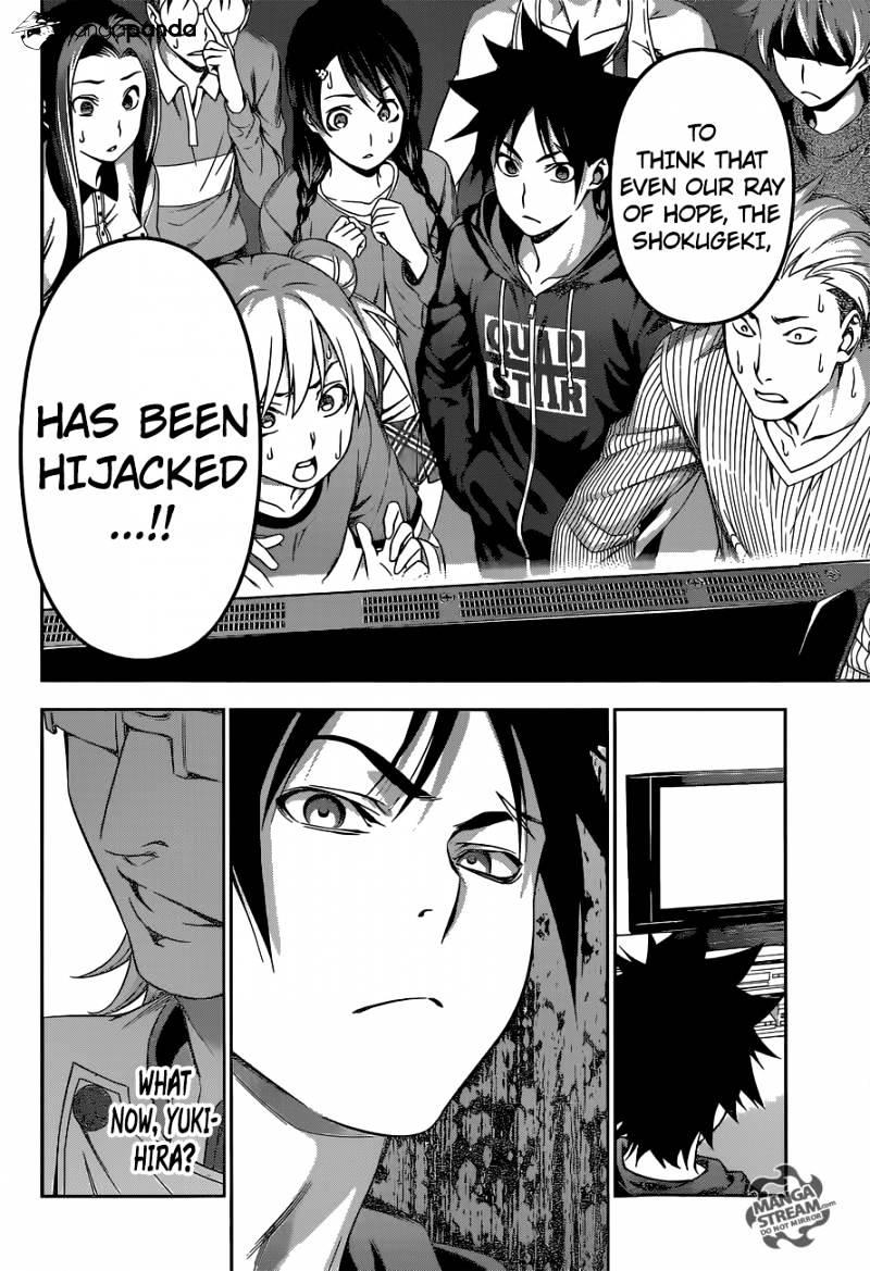 Shokugeki no Soma Chapter 140  Online Free Manga Read Image 18