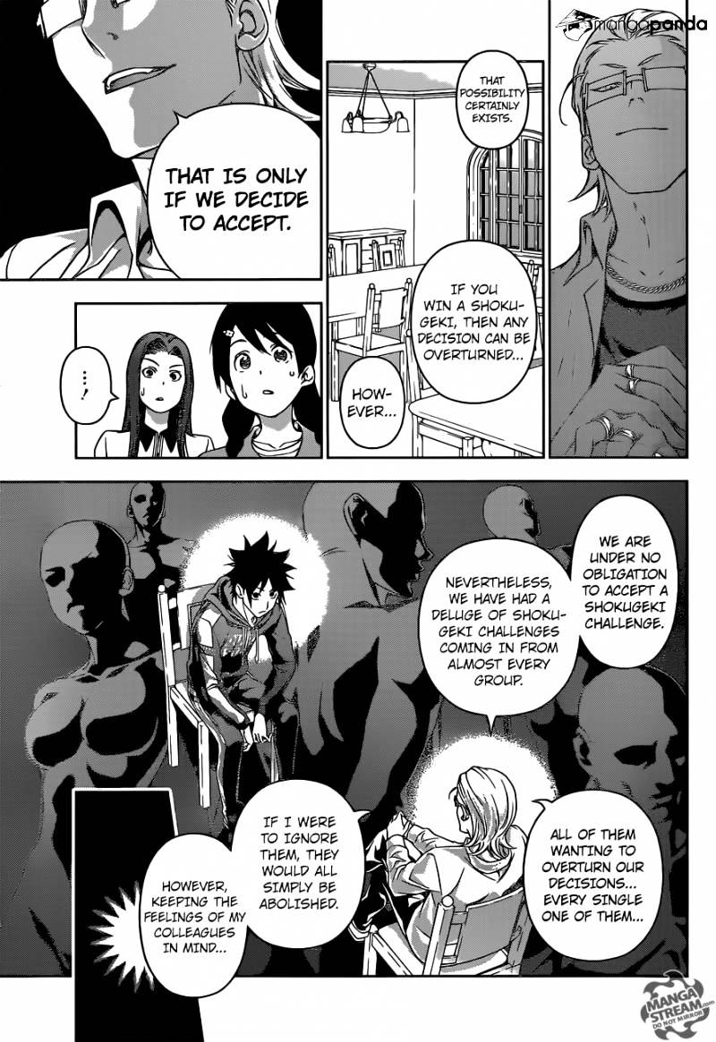 Shokugeki no Soma Chapter 140  Online Free Manga Read Image 7