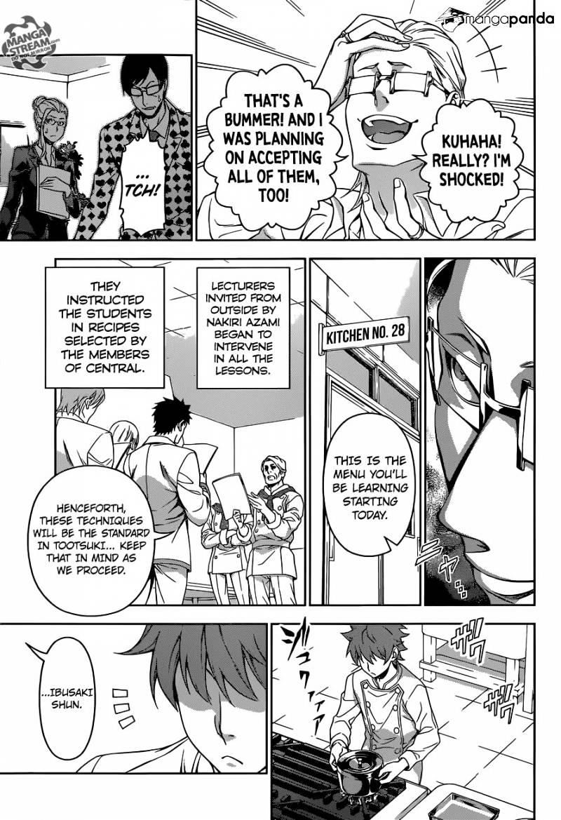 Shokugeki no Soma Chapter 141  Online Free Manga Read Image 8