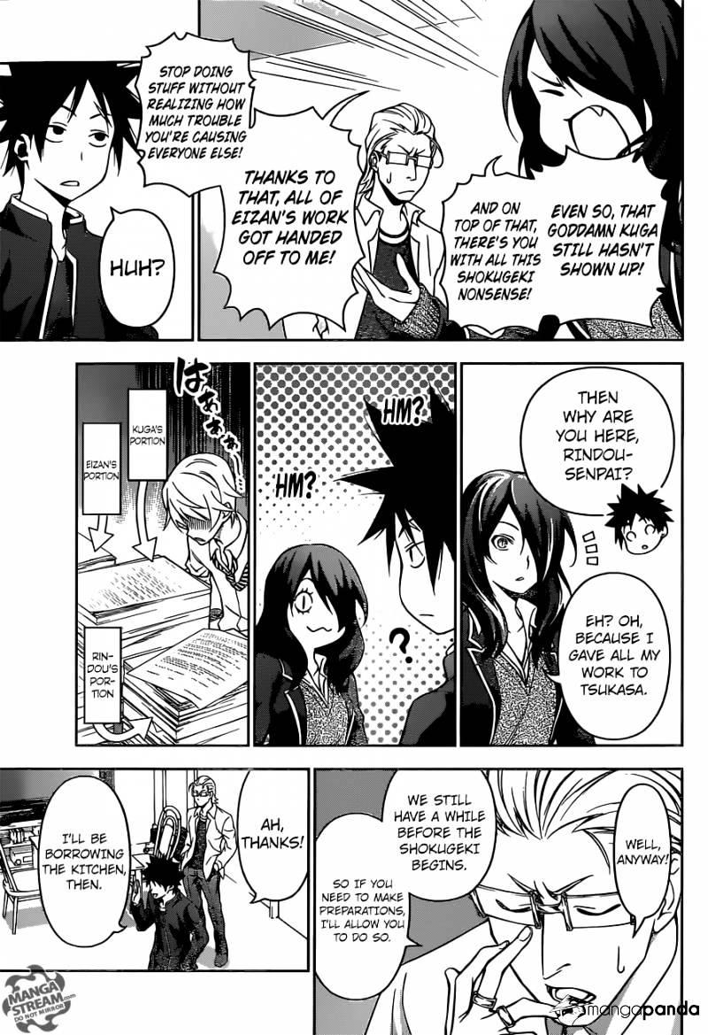 Shokugeki no Soma Chapter 142  Online Free Manga Read Image 10