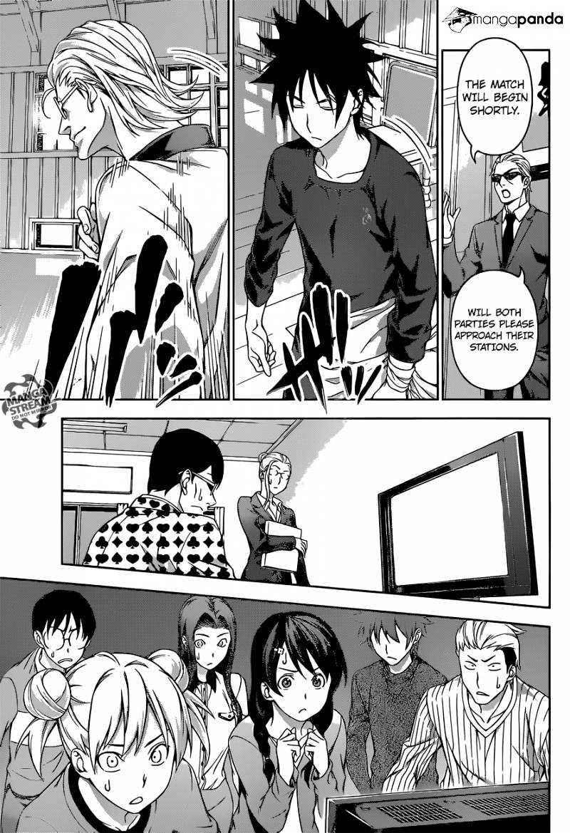 Shokugeki no Soma Chapter 142  Online Free Manga Read Image 14