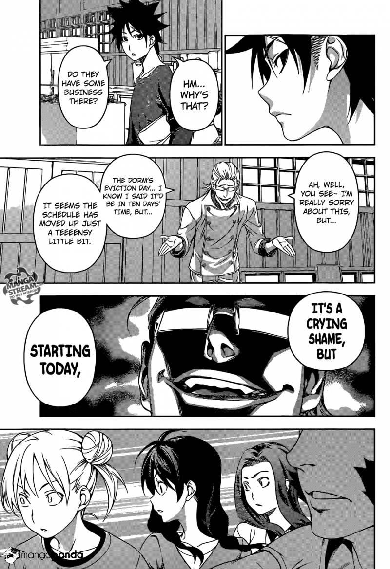 Shokugeki no Soma Chapter 142  Online Free Manga Read Image 16