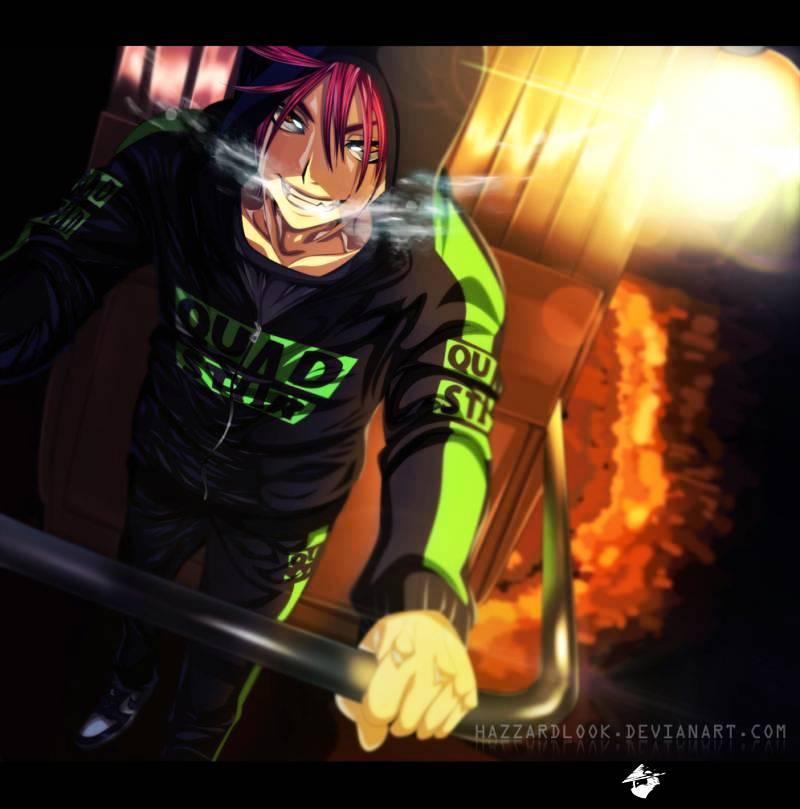 Shokugeki no Soma Chapter 142  Online Free Manga Read Image 2