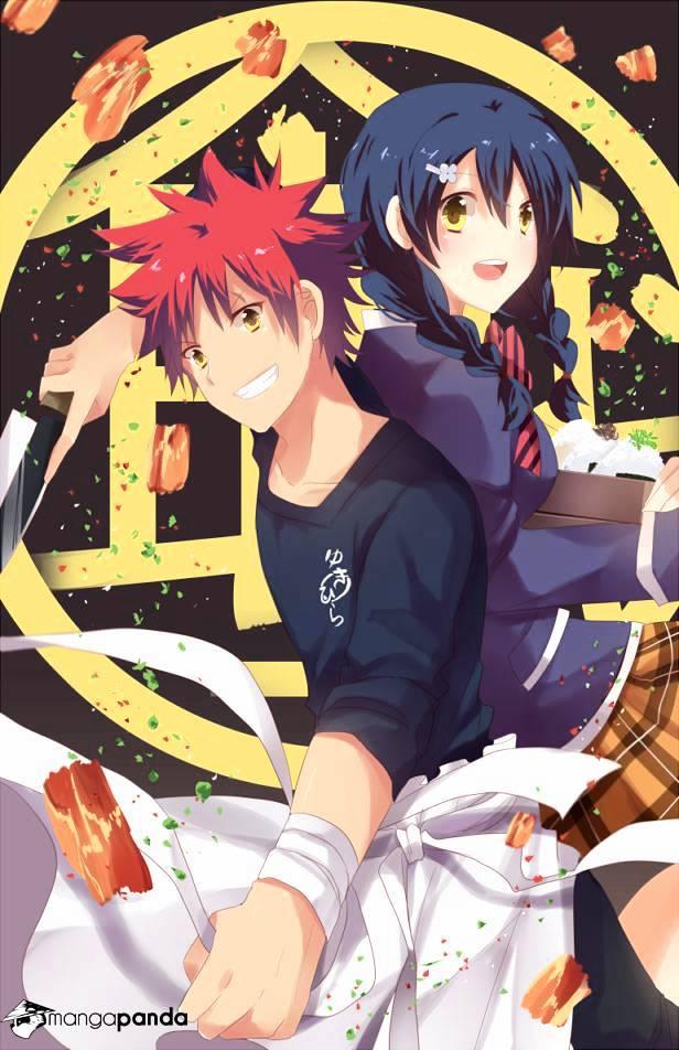Shokugeki no Soma Chapter 142  Online Free Manga Read Image 21