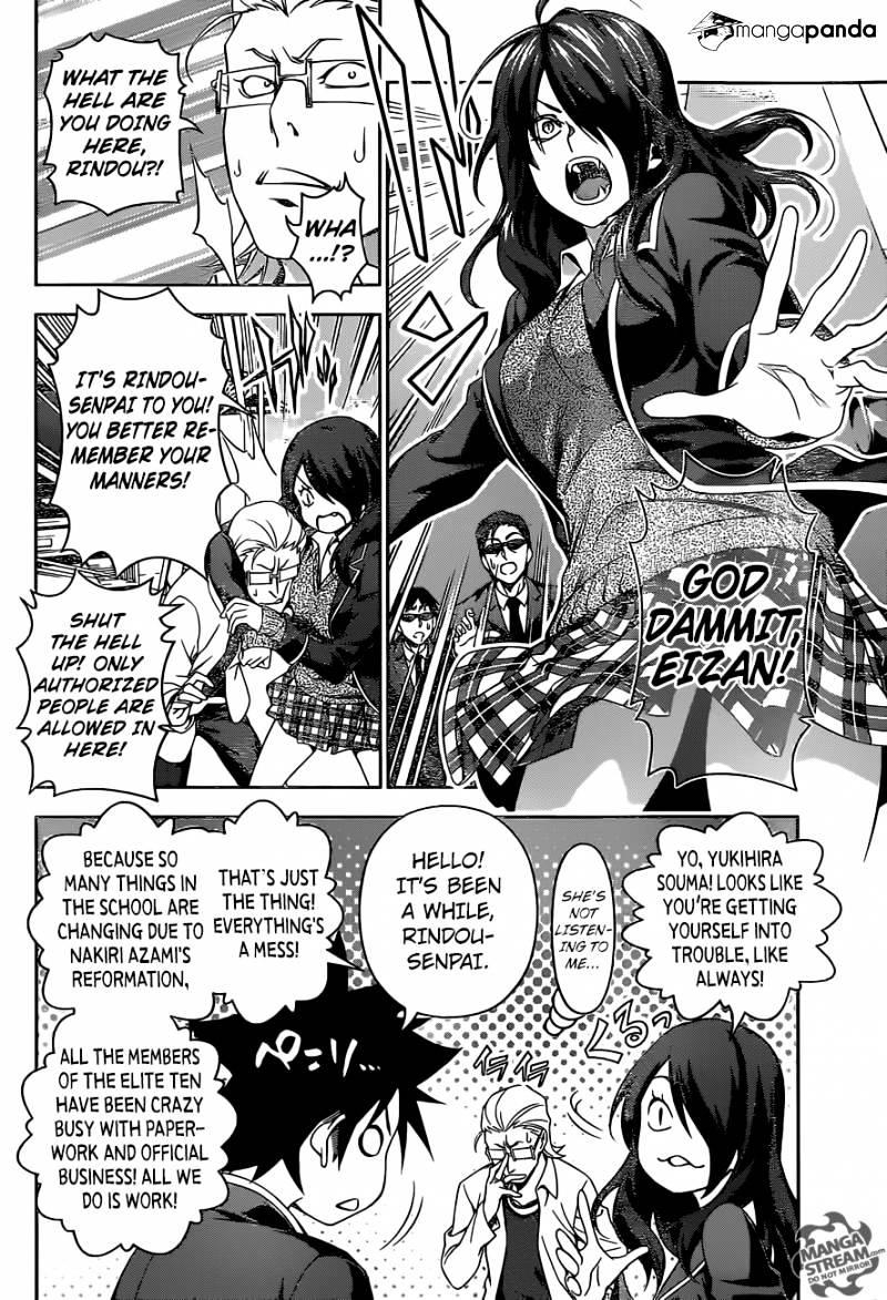 Shokugeki no Soma Chapter 142  Online Free Manga Read Image 9