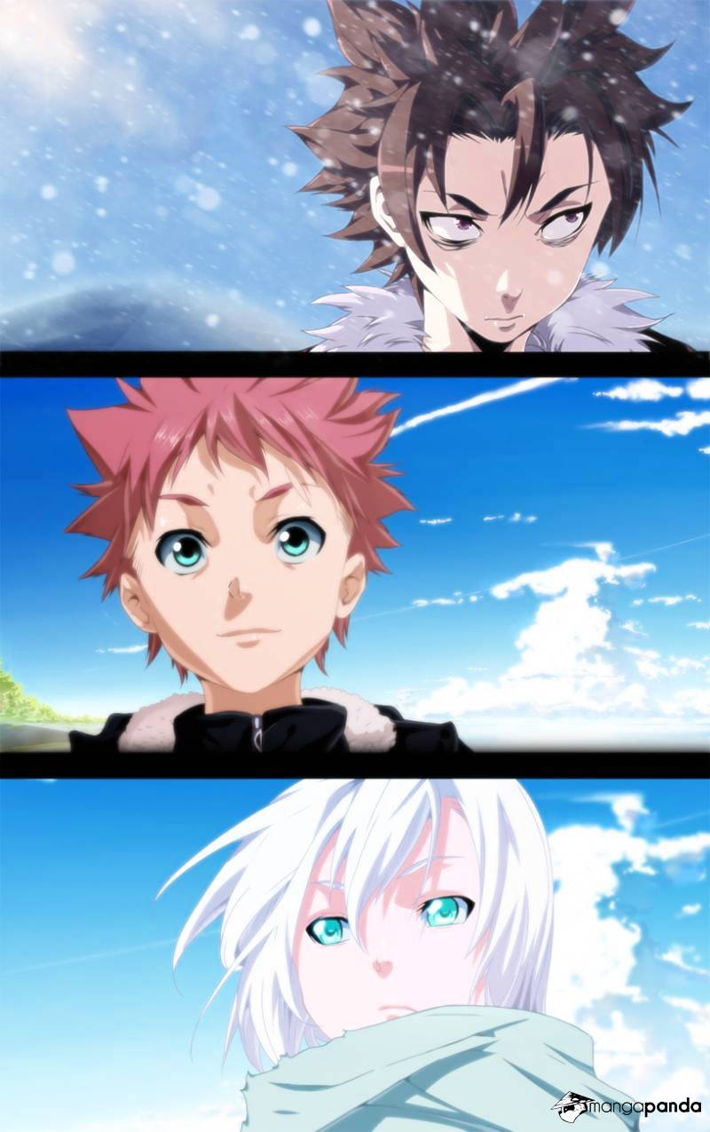 Shokugeki no Soma Chapter 143  Online Free Manga Read Image 2