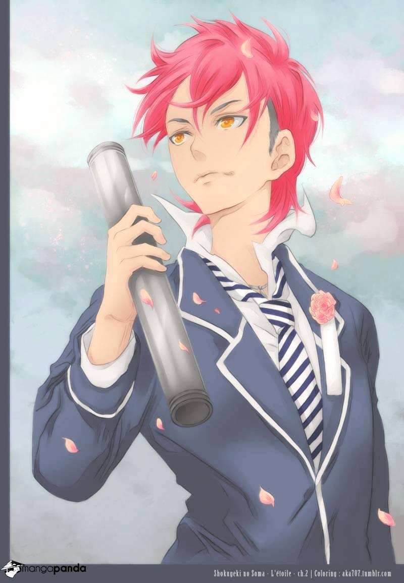 Shokugeki no Soma Chapter 143  Online Free Manga Read Image 3