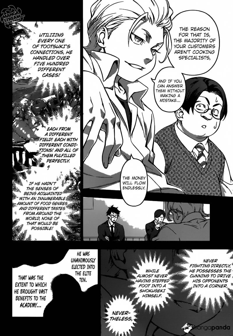 Shokugeki no Soma Chapter 144  Online Free Manga Read Image 14