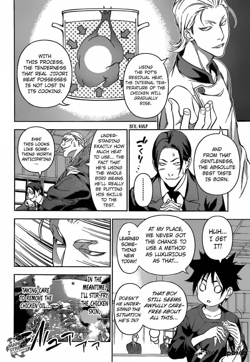 Shokugeki no Soma Chapter 144  Online Free Manga Read Image 8