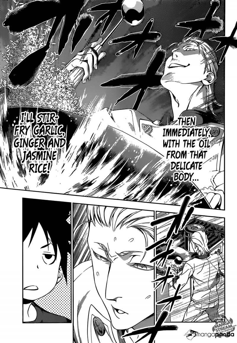 Shokugeki no Soma Chapter 144  Online Free Manga Read Image 9