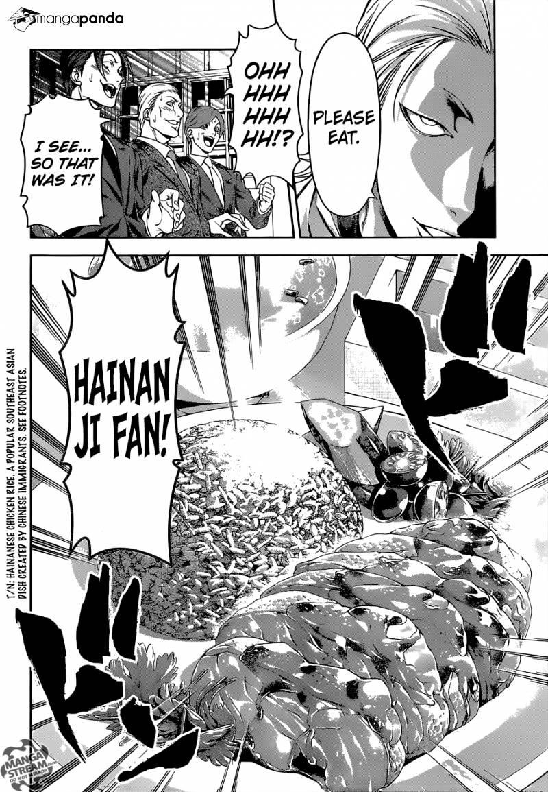 Shokugeki no Soma Chapter 145  Online Free Manga Read Image 10