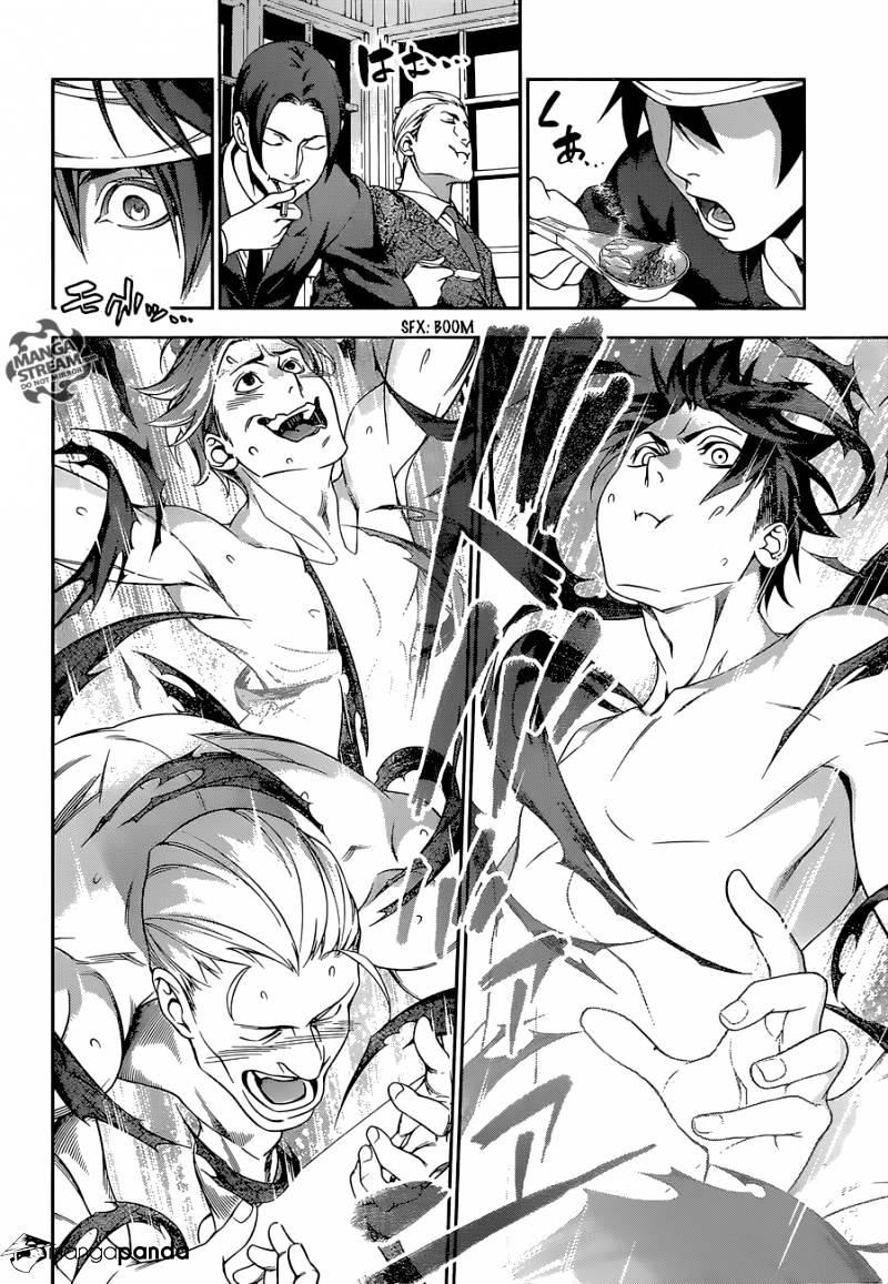 Shokugeki no Soma Chapter 145  Online Free Manga Read Image 12