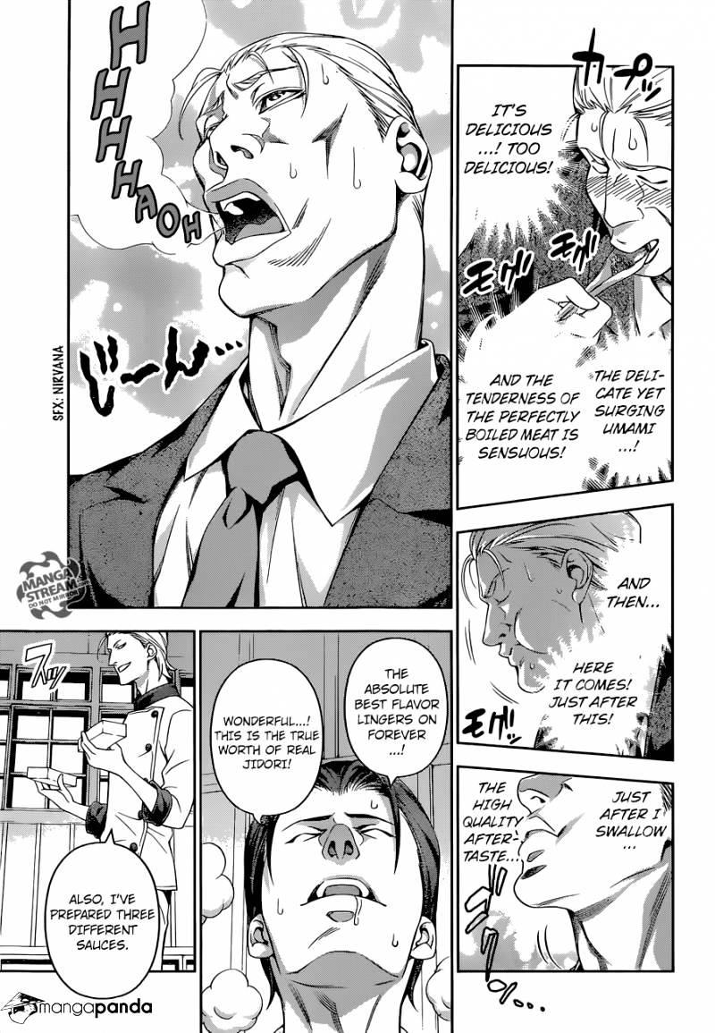Shokugeki no Soma Chapter 145  Online Free Manga Read Image 13