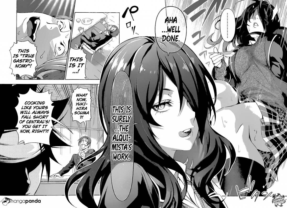 Shokugeki no Soma Chapter 145  Online Free Manga Read Image 16