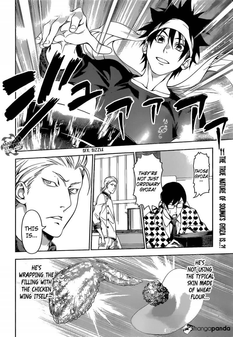 Shokugeki no Soma Chapter 145  Online Free Manga Read Image 4