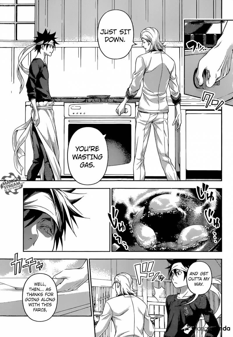 Shokugeki no Soma Chapter 145  Online Free Manga Read Image 9