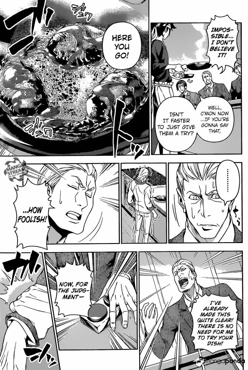 Shokugeki no Soma Chapter 146  Online Free Manga Read Image 17