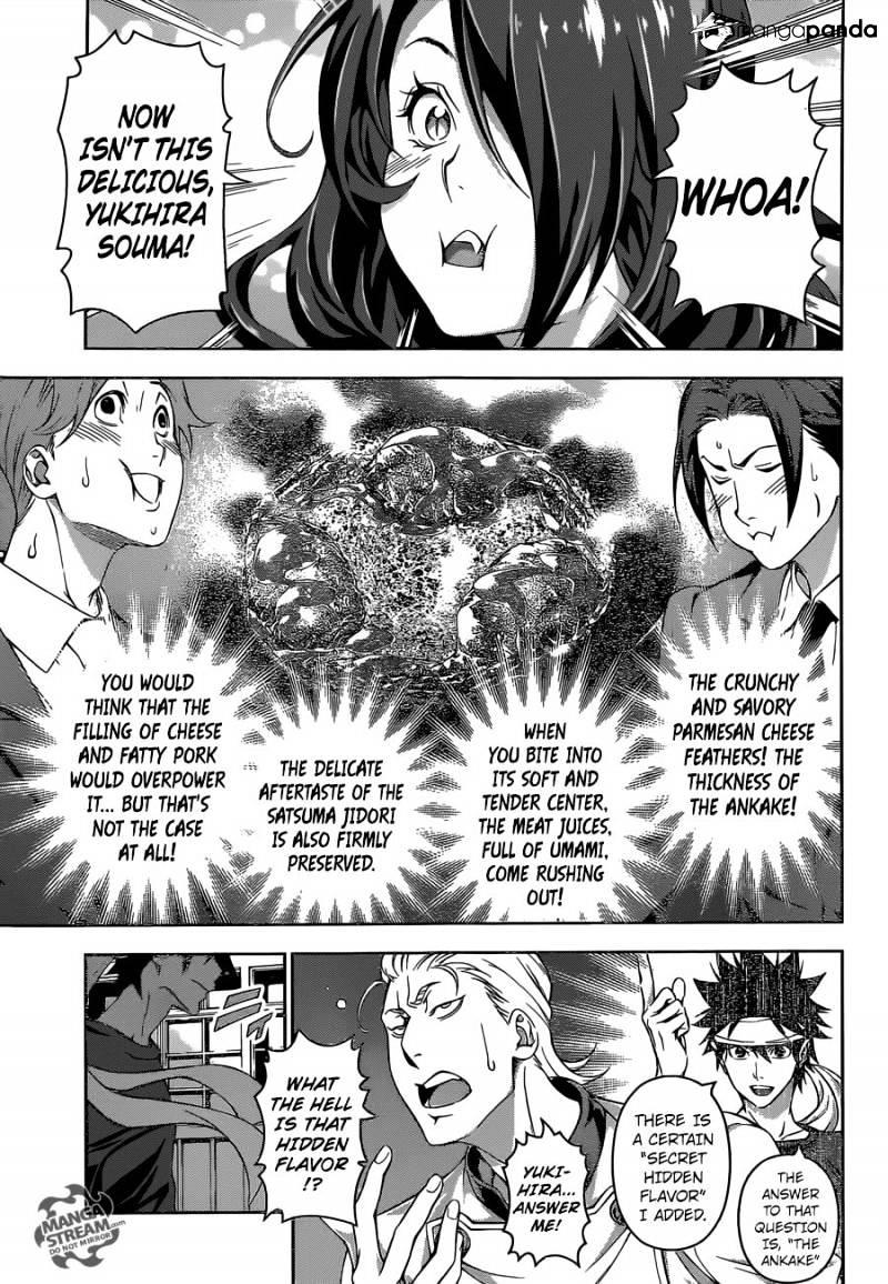 Shokugeki no Soma Chapter 147  Online Free Manga Read Image 8