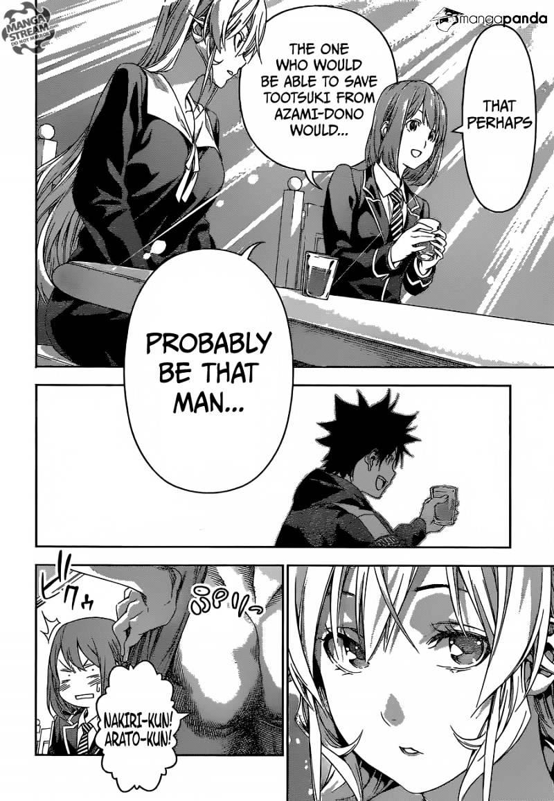 Shokugeki no Soma Chapter 149  Online Free Manga Read Image 17