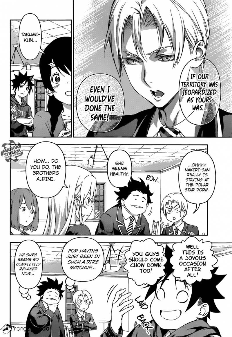 Shokugeki no Soma Chapter 149  Online Free Manga Read Image 3
